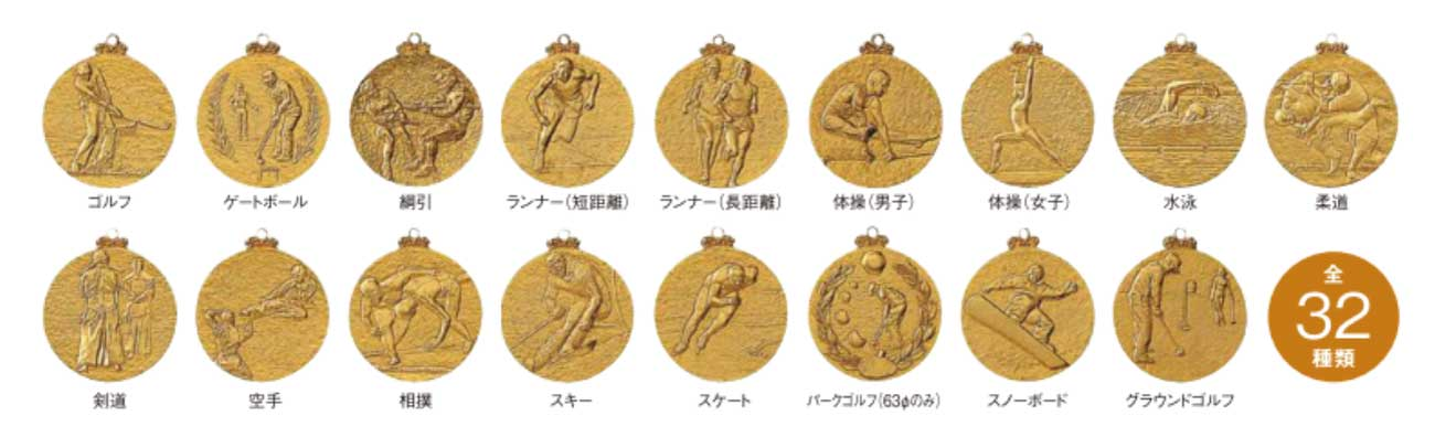 FMCメダル一覧2