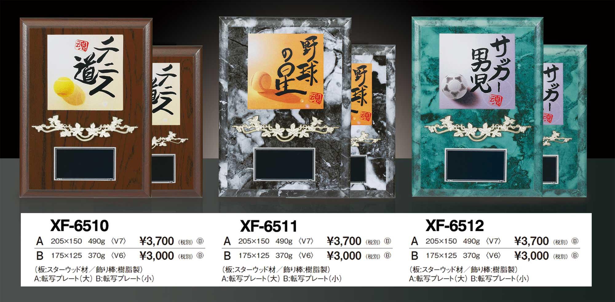 XF6510、XF6511、XF6512