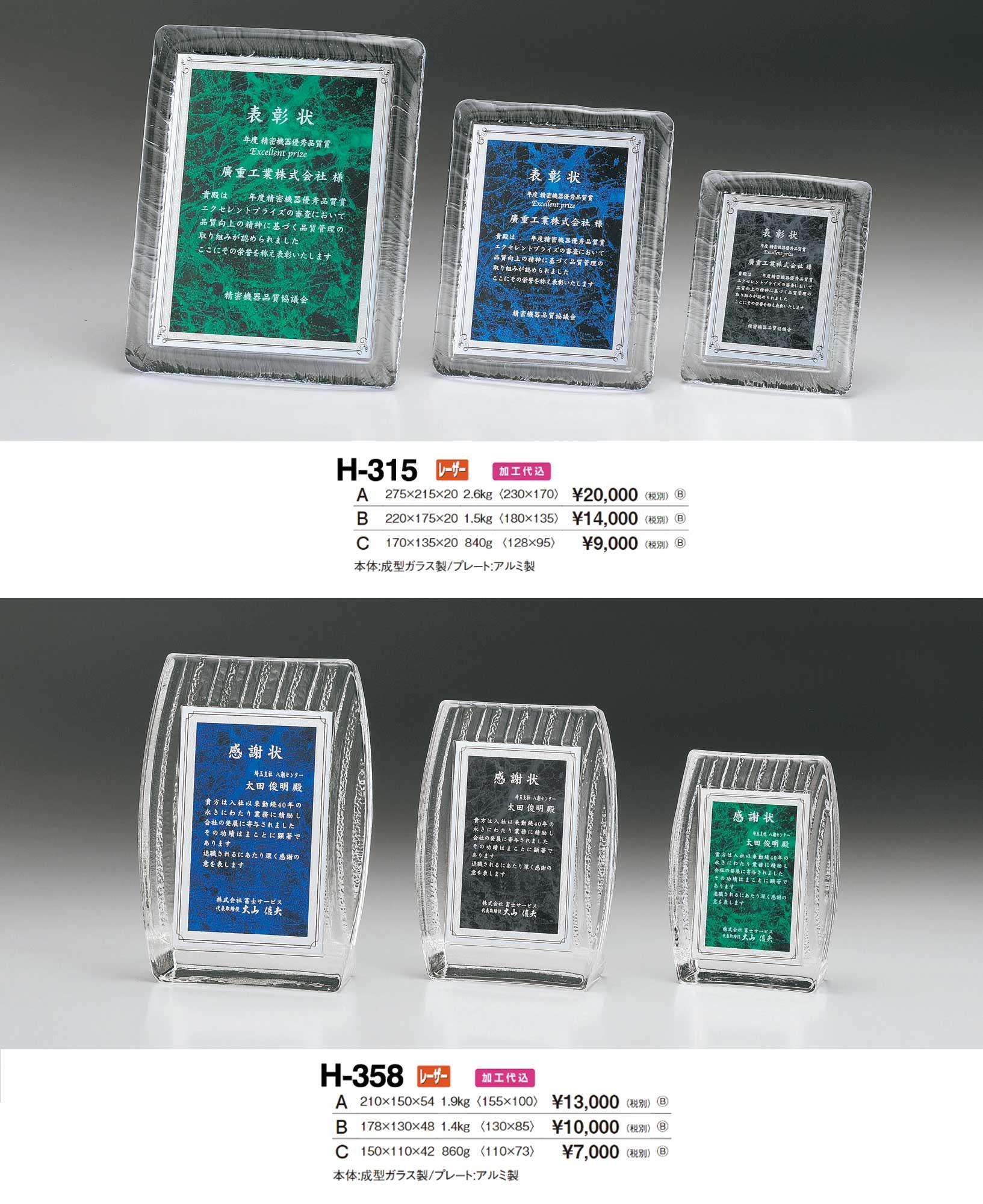 H315、H358