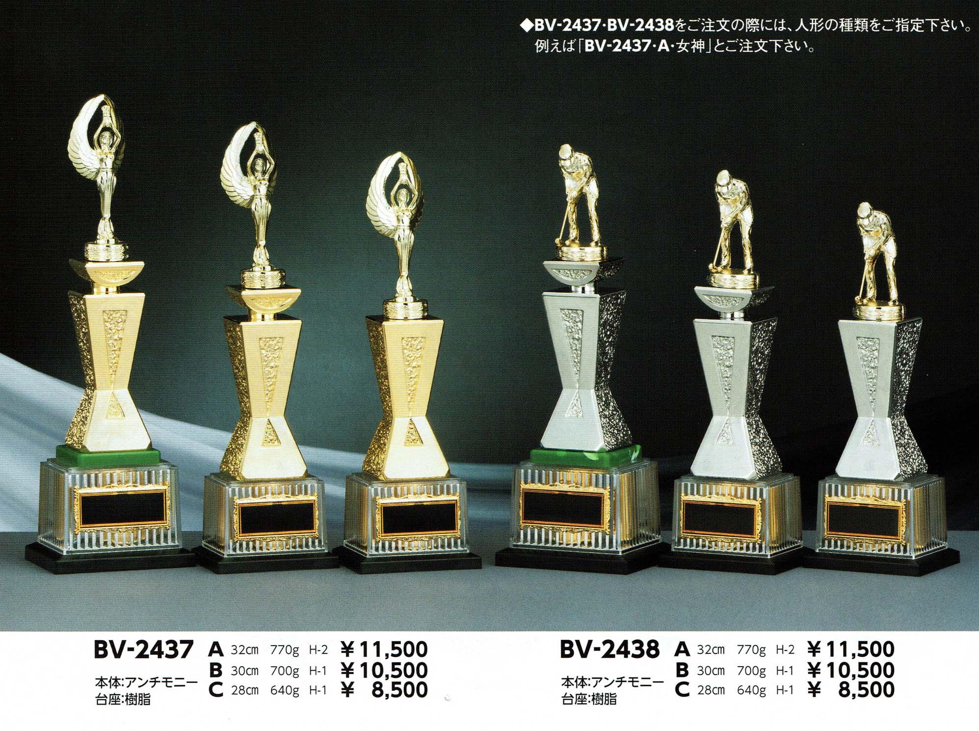 BV2437、BV2438