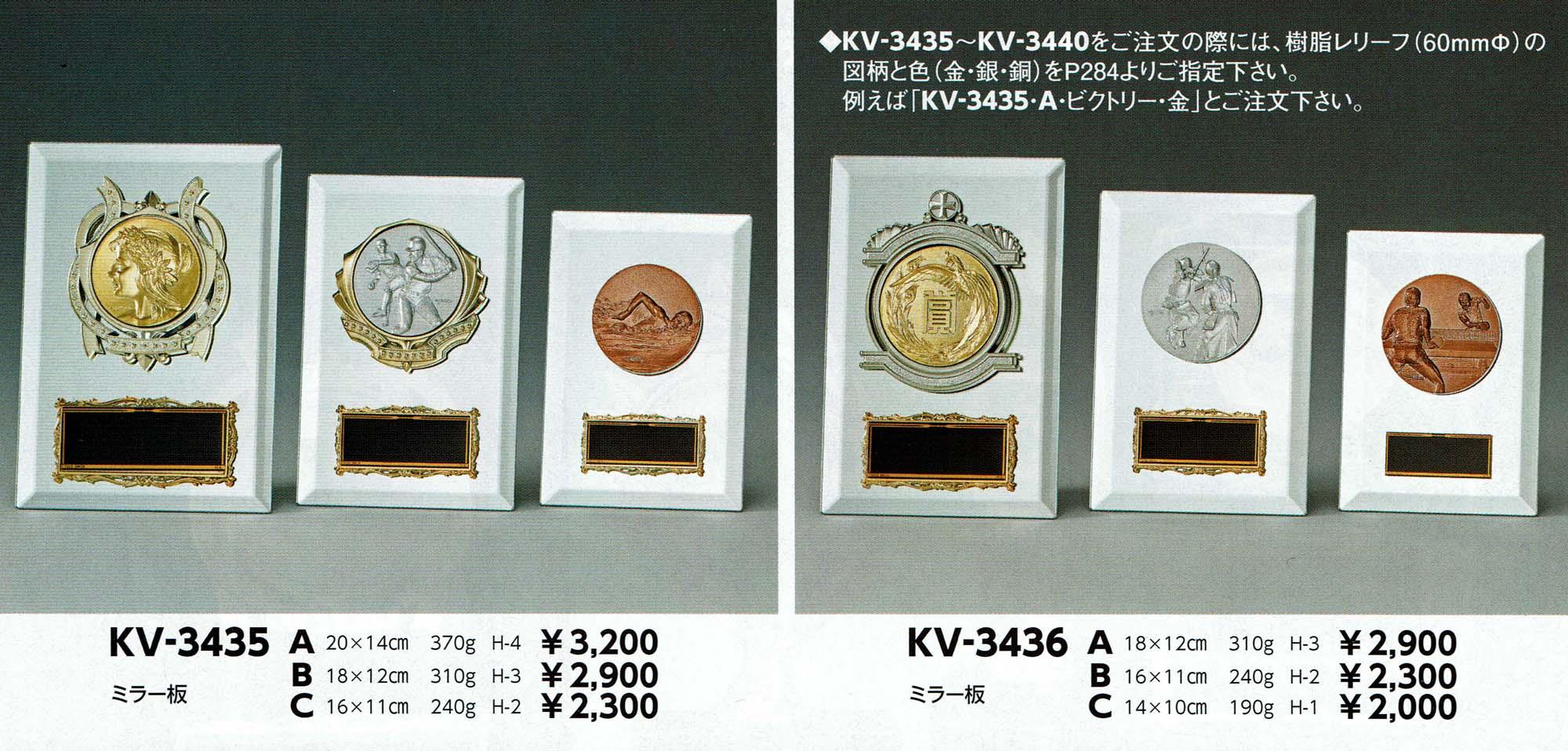 KV3435、KV3436