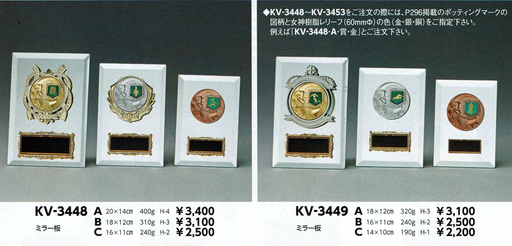 KV3448、KV3449