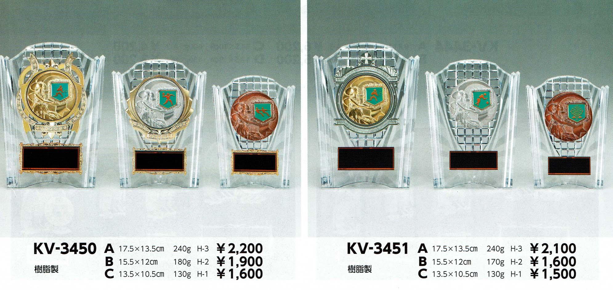 KV3450、KV3451