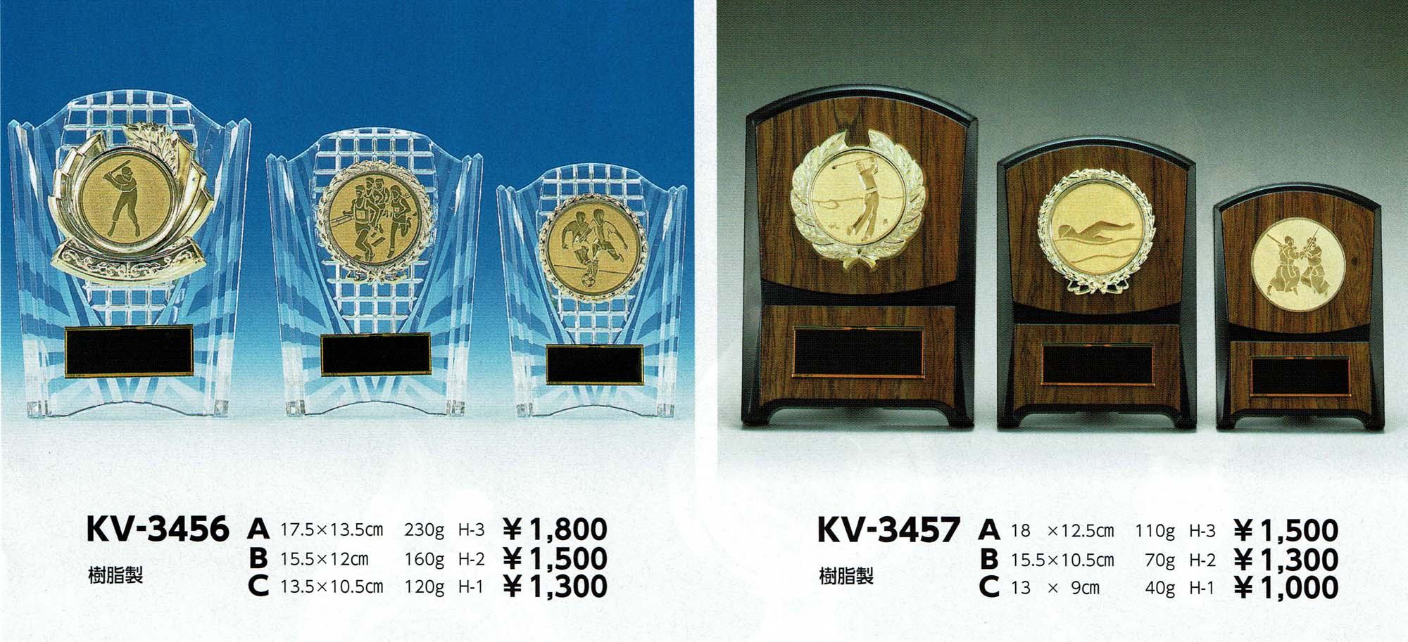 KV3456、KV3457