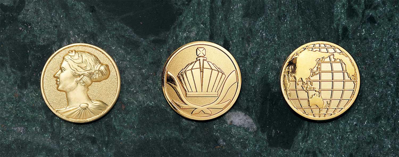 CMV用メダルコイン一覧