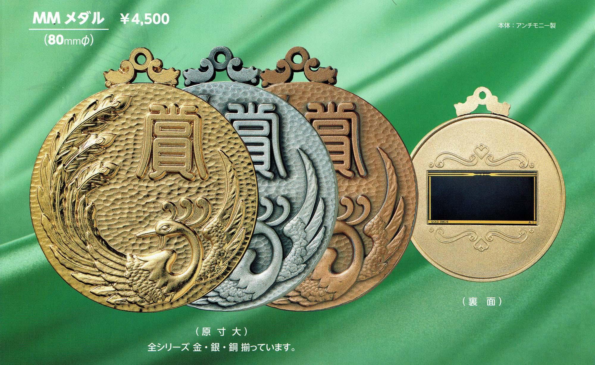 MMメダル