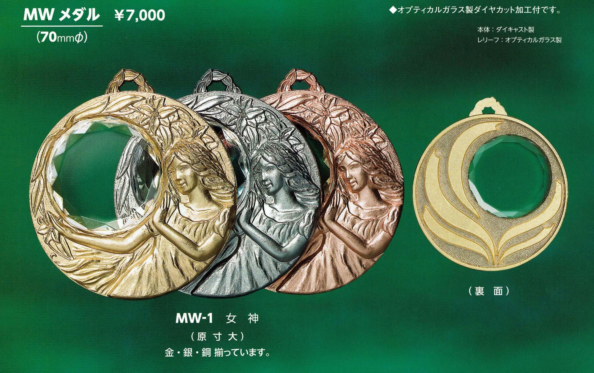 MW-1(女神)